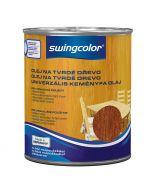 SWINGCOLOR - univerzális keményfaolaj - 0,75L meranti