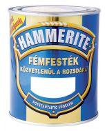 HAMMERITE - fémfesték közvetlenül a rozsdára - fehér (fényes) 0,25L