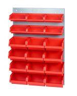 KÜPPER - fali tárolórendszer (19 részes)
