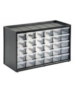 STANLEY 1-93-980 - szortimenter fali doboz (30 fiókos)