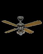 PROKLIMA MONTSERRAT - mennyezeti ventilátor világítással (Ø105cm, juhar)