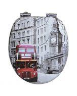 POSEIDON LONDON BUSZ - WC-ülőke