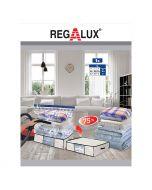 REGALUX - vákuumos tárolózsák táskával (40x42x25cm)