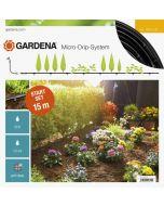 GARDENA - indulókészlet növénysorokhoz (S)