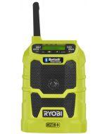 RYOBi ONE+ R18R-0 - akkus rádió 18V (akku nélkül)
