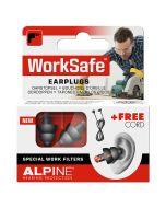 ALPINE WORK SAFE - füldugó