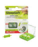 ALPINE SLEEP SOFT - füldugó