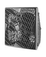 PROKLIMA MAGIC CUBE - asztali ventilátor (Ø30cm, fekete)