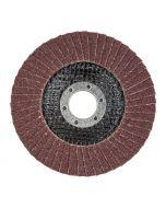 ALPHA TOOLS - lamellás csiszolókorong (115mm, K40)