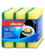 VILEDA STYLE TIP TOP - mosogatószivacs (3db)