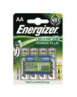ENERGIZER - tölthető ceruzaakku (AA, 2000mAh, 4db)