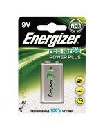 ENERGIZER - tölthető akku (9V, 175mAh)