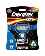 ENERGIZER - fejlámpa (LED, 3db AAA elemmel, 100lm)