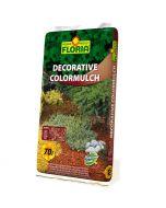 FLORIA COLORMULCH - dekor fakéreg (70L, barna)