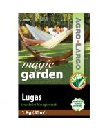 AGRO-LARGO MAGIC GARDEN - árnyéktűrő fűmag (1kg, lugas)