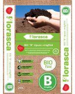 FLORASCA BIO B - virágföld (20L)