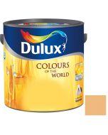 DULUX A NAGYVILÁG SZÍNEI - beltéri falfesték - Ceylon aranya 2,5L