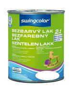 SWINGCOLOR 2IN1 - lakk - színtelen (magasfényű) 0,125L