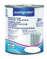 SWINGCOLOR 2IN1 - fűtőtestzománc - fehér 0,375L