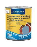 SWINGCOLOR - favédő festék - galambkék 0,75L