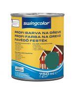 SWINGCOLOR - favédő festék - mohazöld 0,75L
