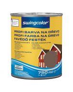 SWINGCOLOR - favédő festék - szépiabarna 0,75L