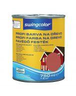 SWINGCOLOR - favédő festék - vörös 0,75L