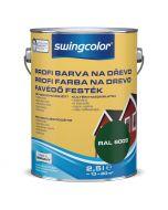 SWINGCOLOR - favédő festék - mohazöld 2,5L