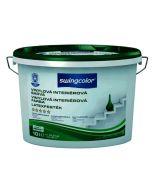 SWINGCOLOR 10L (fehér) - matt latex beltéri falfesték