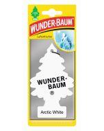 WUNDERBAUM - autóillatosító (arctic white)