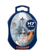 OSRAM NEOLUX H7 CLK MINI - izzókészlet