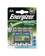 ENERGIZER - tölthető ceruzaakku (AA, 2300mAh, 4db)