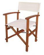 SUNFUN - kerti szék (natúr)
