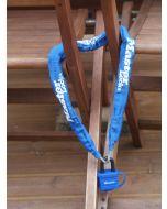 MASTERLOCK - acél kerékpár kábelzár 0,9mx6mm