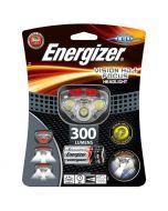 ENERGIZER - fejlámpa (LED, 3db AAA elemmel, 300lm)