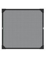 SCHELLENBERG - szúnyogháló, mágneses (100x120cm, antracit)