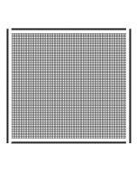 SCHELLENBERG - szúnyogháló (100x100cm, antracit)