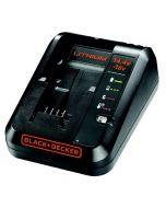 BLACK&DECKER 18V SYSTEM BDC1A-QW - akkumulátortöltő (18V, 1A)