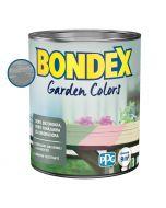 BONDEX GARDEN COLORS - bel- és kültéri festék - antracit 0,75l