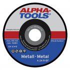 ALPHA TOOLS A 24R-BF - fém vágókorong 115mm (10db)