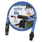 """NEPTUN - műanyag szívótömlő készlet 4M 1"""" (25MM)"""