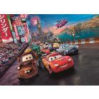 KOMAR - fotótapéta (Disney Cars Race)