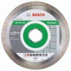 BOSCH PROFESSIONAL STANDARD CERAMIC  - gyémánt vágókorong 125x22,23mm