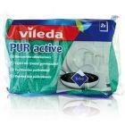 VILEDA PUR ACTIVE - mosogatószivacs (2db)
