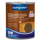 SWINGCOLOR 2in1 - impregnáló lazúr - dió 2,5L