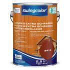 SWINGCOLOR - tartós védőlazúr - mahagóni 2,5L