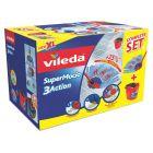 VILEDA SUPERMOCIO 3ACTION - gyorsfelmosószett