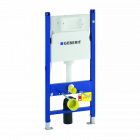 GEBERIT DUOFIX BASIC - falsík alatti WC-tartály