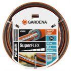"""GARDENA SUPERFLEX - tömlő 25M 3/4"""" (19MM)"""