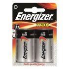 ENERGIZER MAX - alkaline góliátelem (D/E95, 1,5V, 2db)